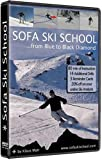 Sofa Ski School - From Blue to Black Diamond