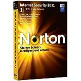 """Norton Internet Security 2011 - 1 PCvon """"Symantec"""""""
