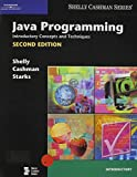 Java Programming: Introductory Concepts and Techniques, Second Edition (Shelly Cashman)