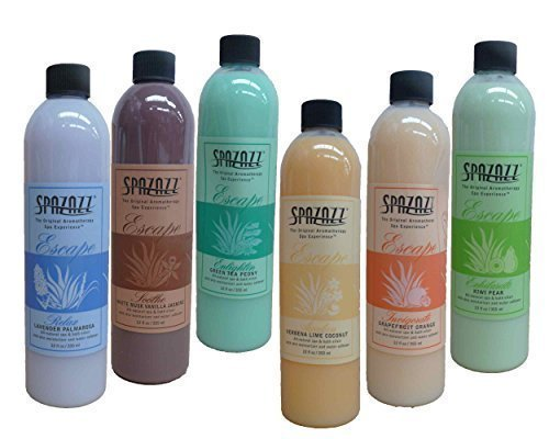 happy-hot-tubs-6-pack-bath-or-hottub-spazazz-aromatherapy-elixir-fragrance-scent-aroma-12oz-oil