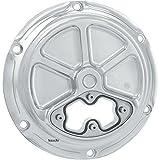 ローランドサンズデザイン RSD クラリティー(透明) ダービーカバー クローム 04年以降 XL 0177-2035-CH RD3250