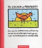 Diary 2012 - The Chicken of Prosperity - Edward Monkton 2012 Diary