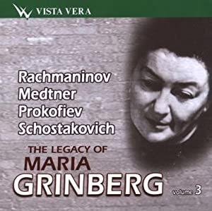 The Legacy of M.Grinberg 3