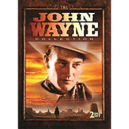 John Wayne Collection - Collectable Slim Tin