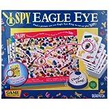 I Spy Eagle Eye Board Game with Bonus I Spy Snap Card Game