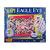 I Spy Eagle Eye Board Game with Bonus I Spy Snap Card Game ~ Scholastic