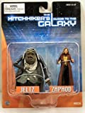 Hitchhikers Guide to the Galaxy Figures: Jeltz and Zaphod