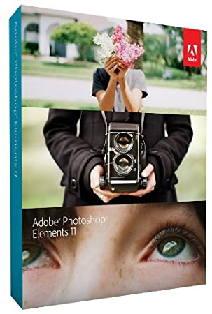 Adobe Photoshop Elements 11 englisch