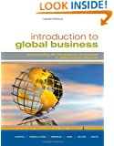 Introduction to Global Business: Understanding the International Environment & Global Business Functions (Explore Our New Management 1st Editions)
