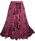 552 Sk Dancing Gypsy Medieval Renaissance Vintage Skirt