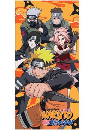 naruto shippuden naruto and sakura. Naruto Shippuden: Team Kakashi