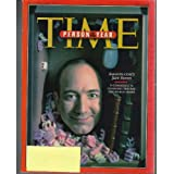 Jeff Bezos- Person of the Year / TIME Magazine Cover, Dec 27, 1999
