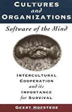 Cultures and Organizations Software of the Mind by Geert Hofstede