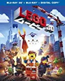 LEGOムービー 3D&2D ブルーレイセット(初回限定生産/2枚組/デジタルコピー付) [Blu-ray]
