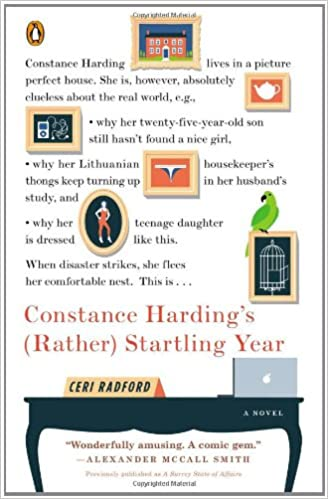 Constance Harding's (Rather) Startling Year: A Novel