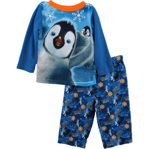 Kids Pajamas With Feet front-843245