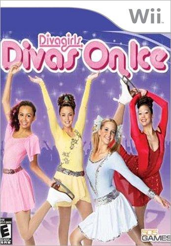 Diva Girls: Divas on Ice - Wii - 1