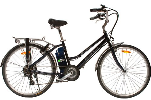 e-Moto Velocity 1.5 step through Electric Bicycle