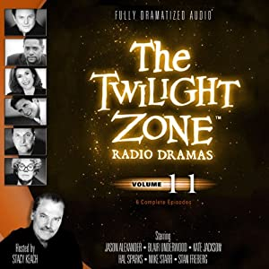The Twilight Zone Radio Dramas, Volume 11 Radio/TV Program