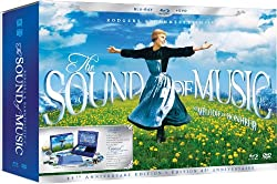 The Sound of Music (Limited Edition Collector's Set) [Blu-ray]