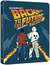 Ritorno al Futuro Trilogia Steelbook (4 Blu-Ray)