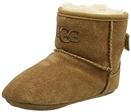 UGG Kids Unisex Jesse (Infant/Toddler) Chestnut (Suede) Boot XS (US 0-1 Infant) M