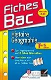 Fiches Bac Histoire-Géographie Tle S: Fiches de cours (Histoire et Géographie) - Terminale S