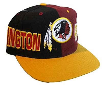 American Needle Men's Vintage Snapback Cap Washington Redskins
