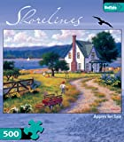 51k9pr12X0L. SL160  Shorelines: Apples for Sale 500pc Jigsaw Puzzle