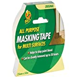 Duck 25mm x 50m All Purpose Masking Tape