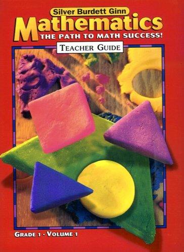 Mathematics Path To Math Success Teacher Guide Grade 1 Volume 1