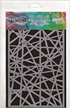 Ranger Dyan Reaveley39s Dylusions Stencils 5 by 8-Inch Shattered