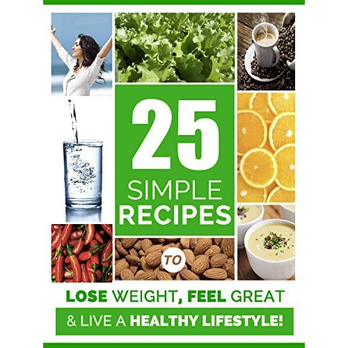 Convenient, Delicious, and Healthy Food to Lose Weight!...  **AWESOME BONUS: Your book includes a FREE 32 Page Visual Recipe Guide PDF available for instant download!**  Do you want to lose weight?…  Are you currently out of shape, fatigued, or just ...