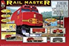 Life-Like Trains  HO Scale Rail Master Electric Train Set