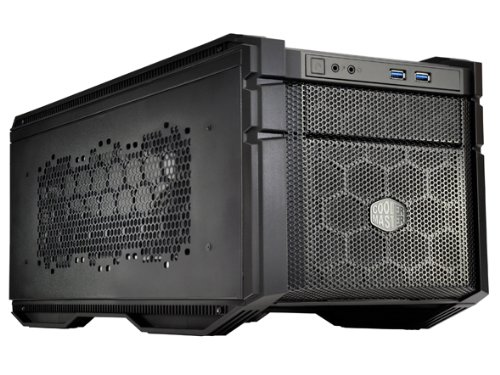 Haf Stacker 915R - Black - Pc Tower front-628066