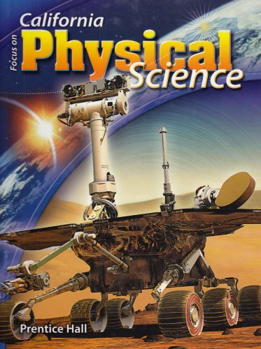 Focus on California Physical Science (California Science Explorer)