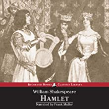 Hamlet Audiobook by William Shakespeare Narrated by Frank Muller