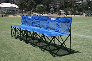 Buy Pro Seat 6 By Sweat Sports - Blue (Two Chairs) by Sweat Sports