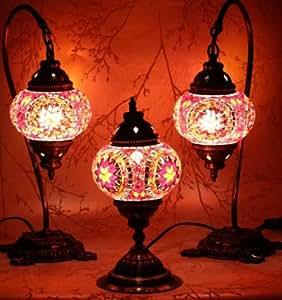 multicolour turkish moroccan style mosaic. Black Bedroom Furniture Sets. Home Design Ideas