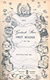 The Gertrude Stein first reader & three plays