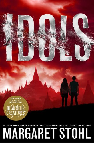 Idols (Icons series, Book 2)  - Margaret Stohl