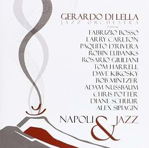 Napoli jazz gerardo di lella musica for Expert napoli di lella