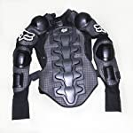 New Motorcycle Full Body Armor Racing Unisex Protector Jacket Gear L
