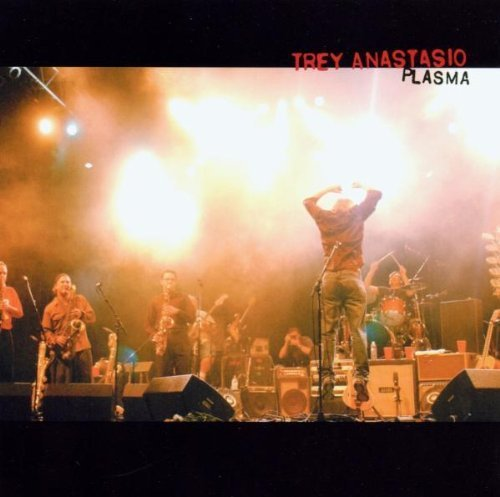 Plasma by Anastasio, Trey Live edition (2003) Audio CD by Trey Anastasio