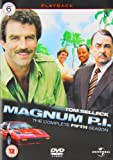 Magnum Pi: The Complete Fifth Season [DVD]