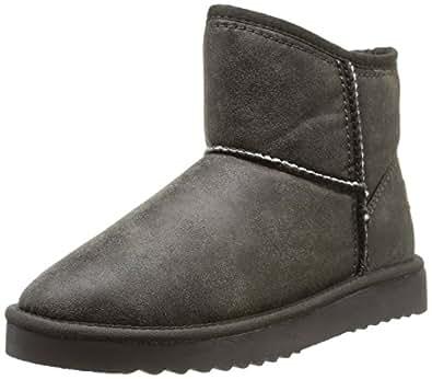 esprit women 39 s uma vintage warm lined slip on boots short length shoes bags. Black Bedroom Furniture Sets. Home Design Ideas