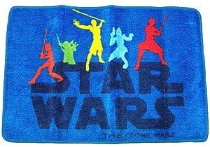 Star Wars Jedi Kids Bath Rug from Star Wars