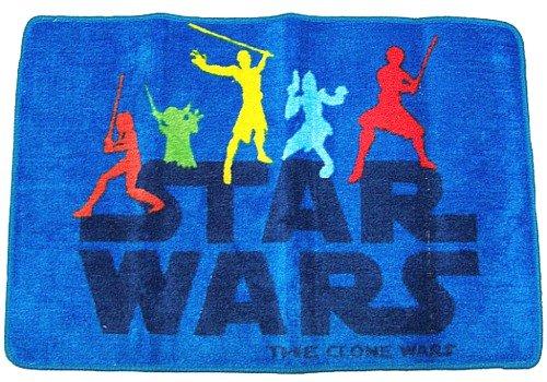 Jay Franco-Star Wars Jedi Kids Bath Rug