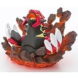 [Solo privilegio] rubi Pokemon omega ventajas originales Figura Gen Shi Groudon
