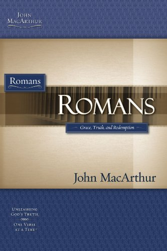Romans (MacArthur Bible Studies)